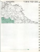 Map Image 045, Marinette County 1973